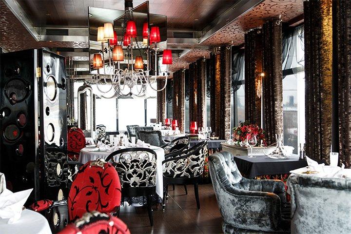 Ресторан «Русские сезоны»