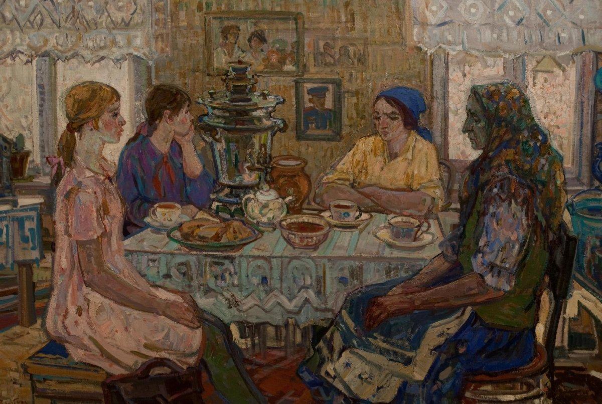 Выставка «Женщины военной эпохи»
