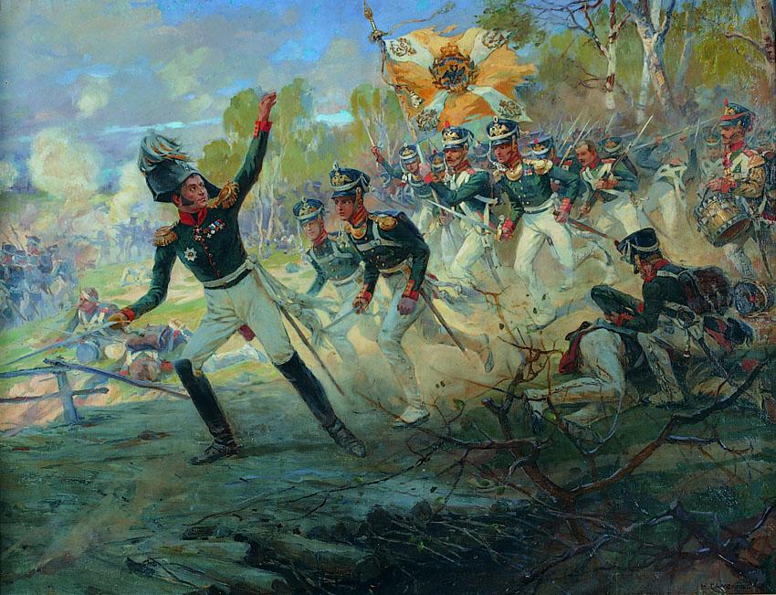 Выставка «Лето 1812: споры, засады, атаки»