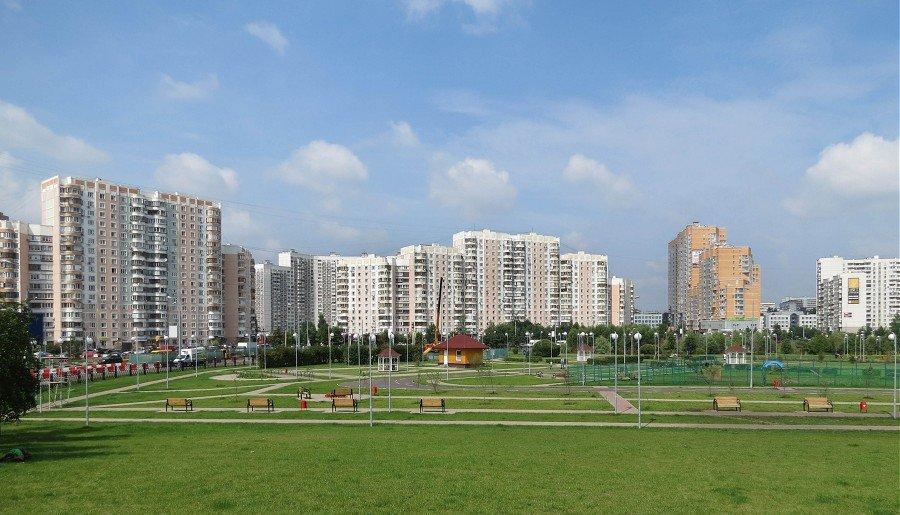 Парк имени Артема Боровика