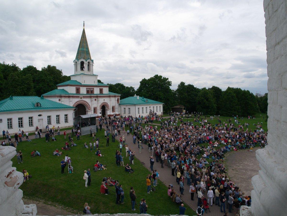 Фестиваль «Россия» 2019