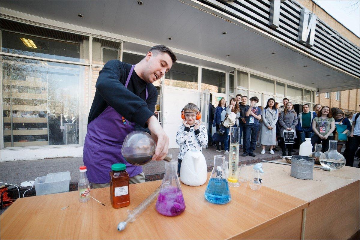 Фестиваль науки итехнологий «FestTech» 2019