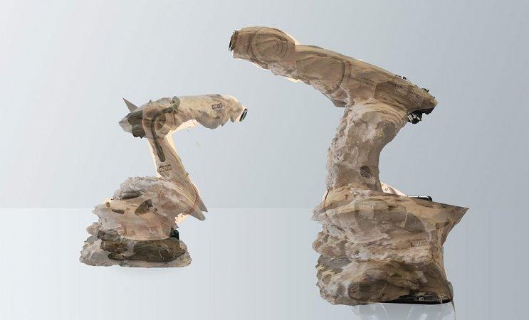 Выставка «Механическая рука»
