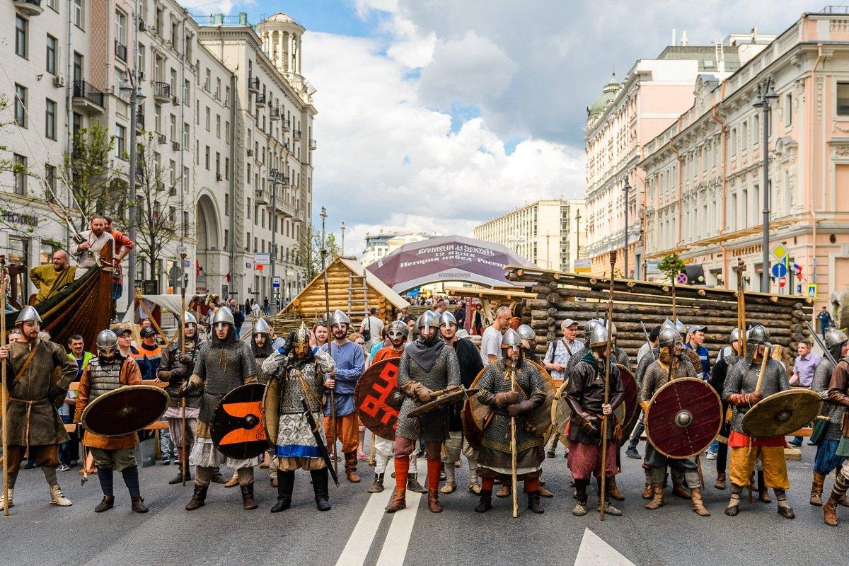 Фестиваль «Времена иэпохи» 2018