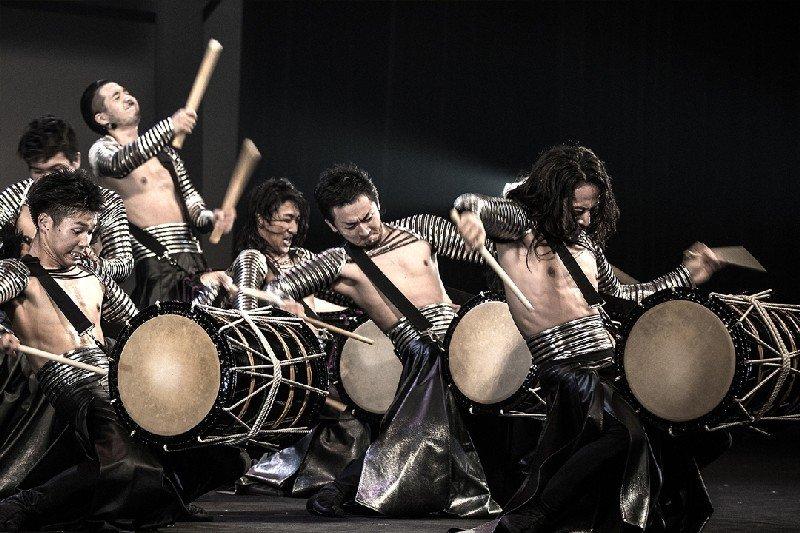 Шоу японских барабанщиков DRUM TAO 2018