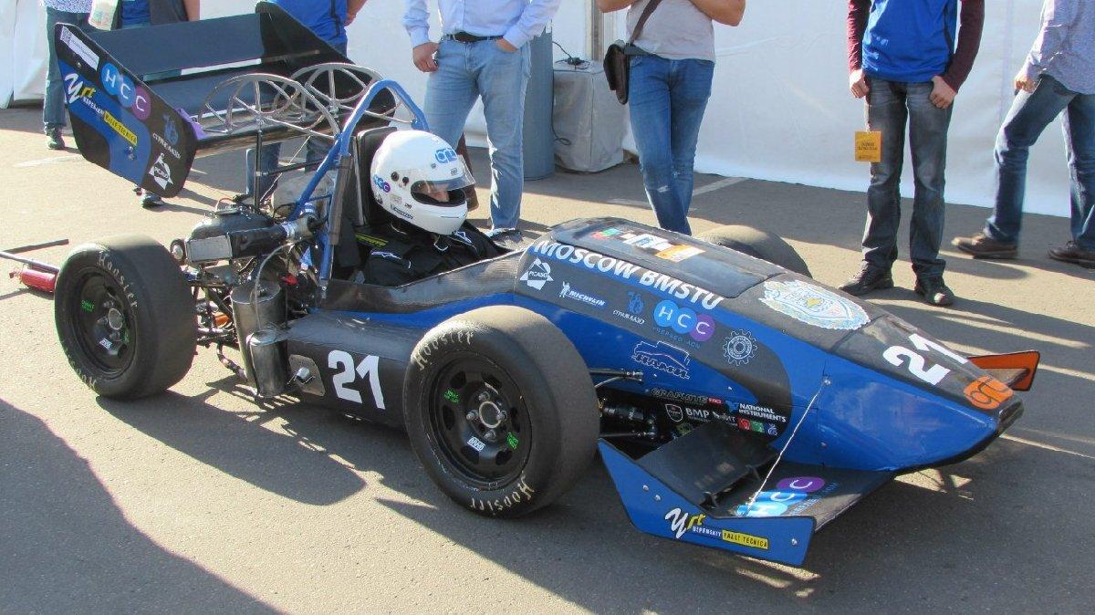 Фестиваль «Формула Студент» 2017