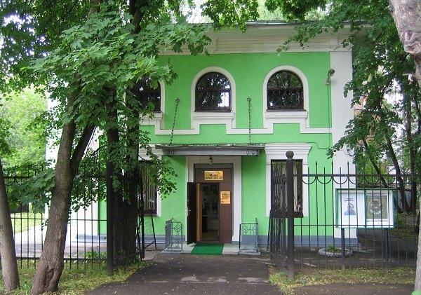 Музейно-выставочный центр «Дача»