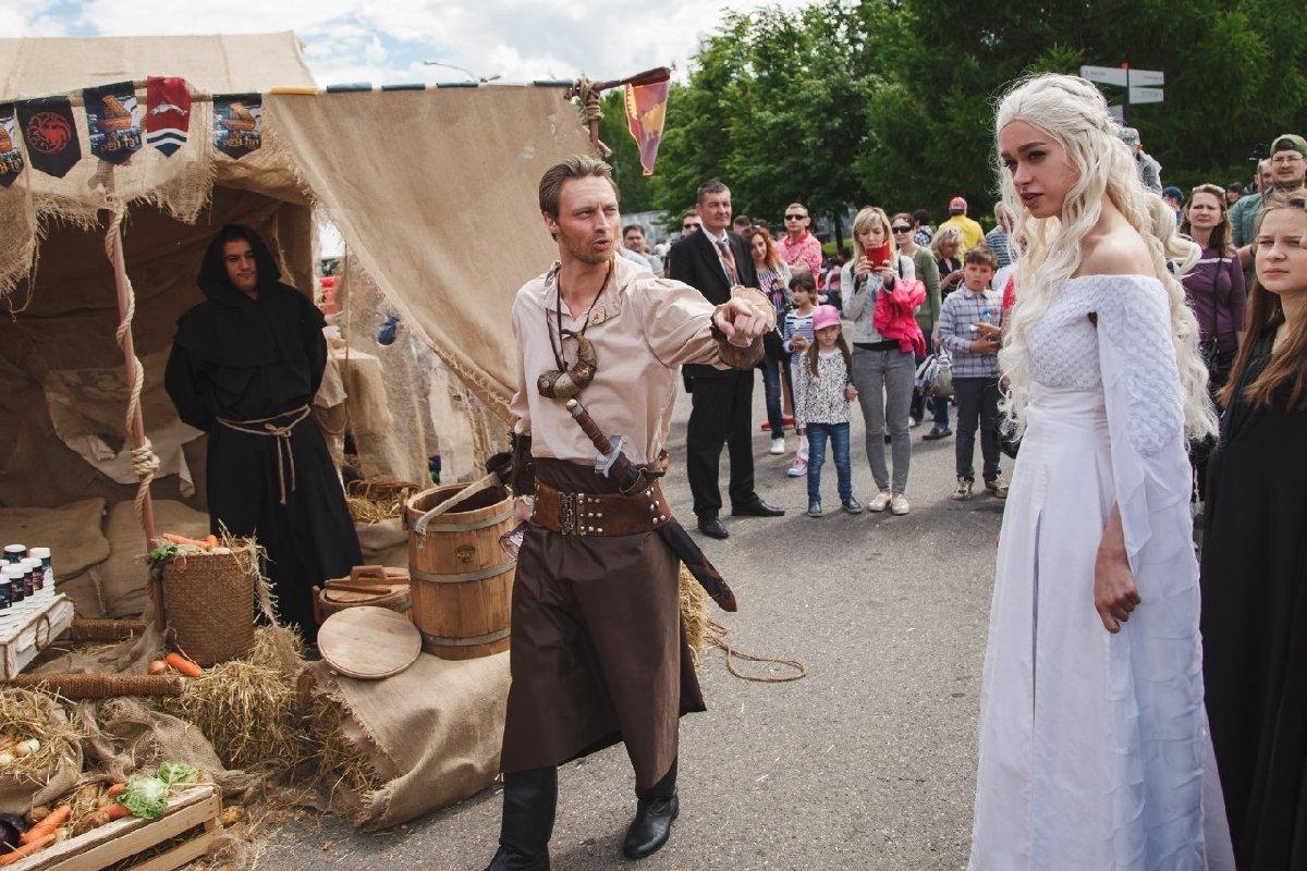Фестиваль РЕН ТВ«Игра престолов» 2018