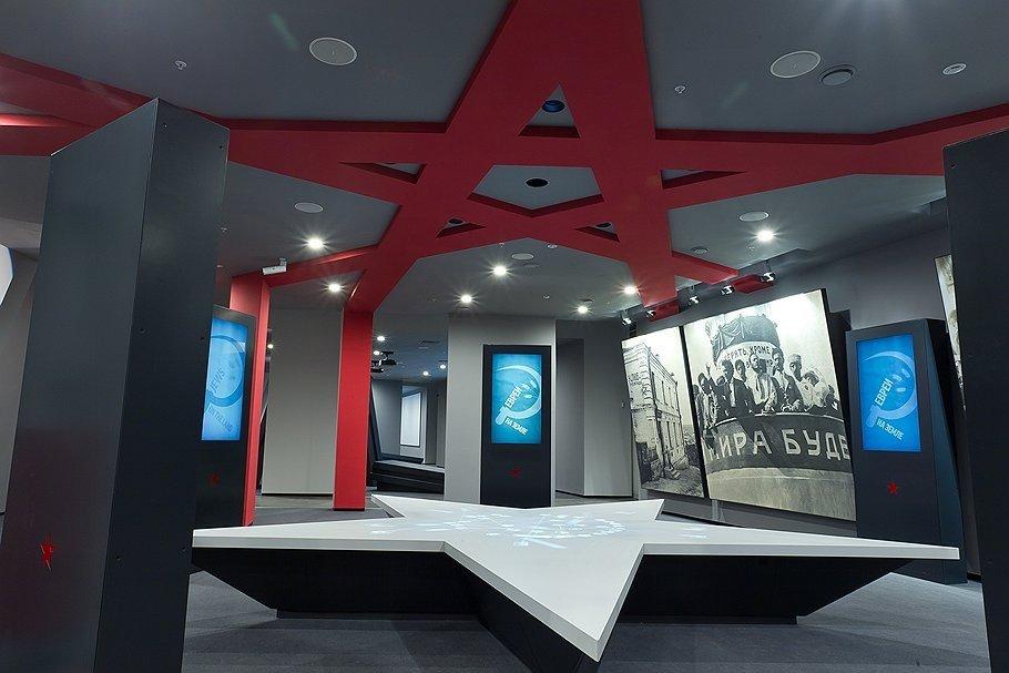 Еврейский музей ицентр толерантности