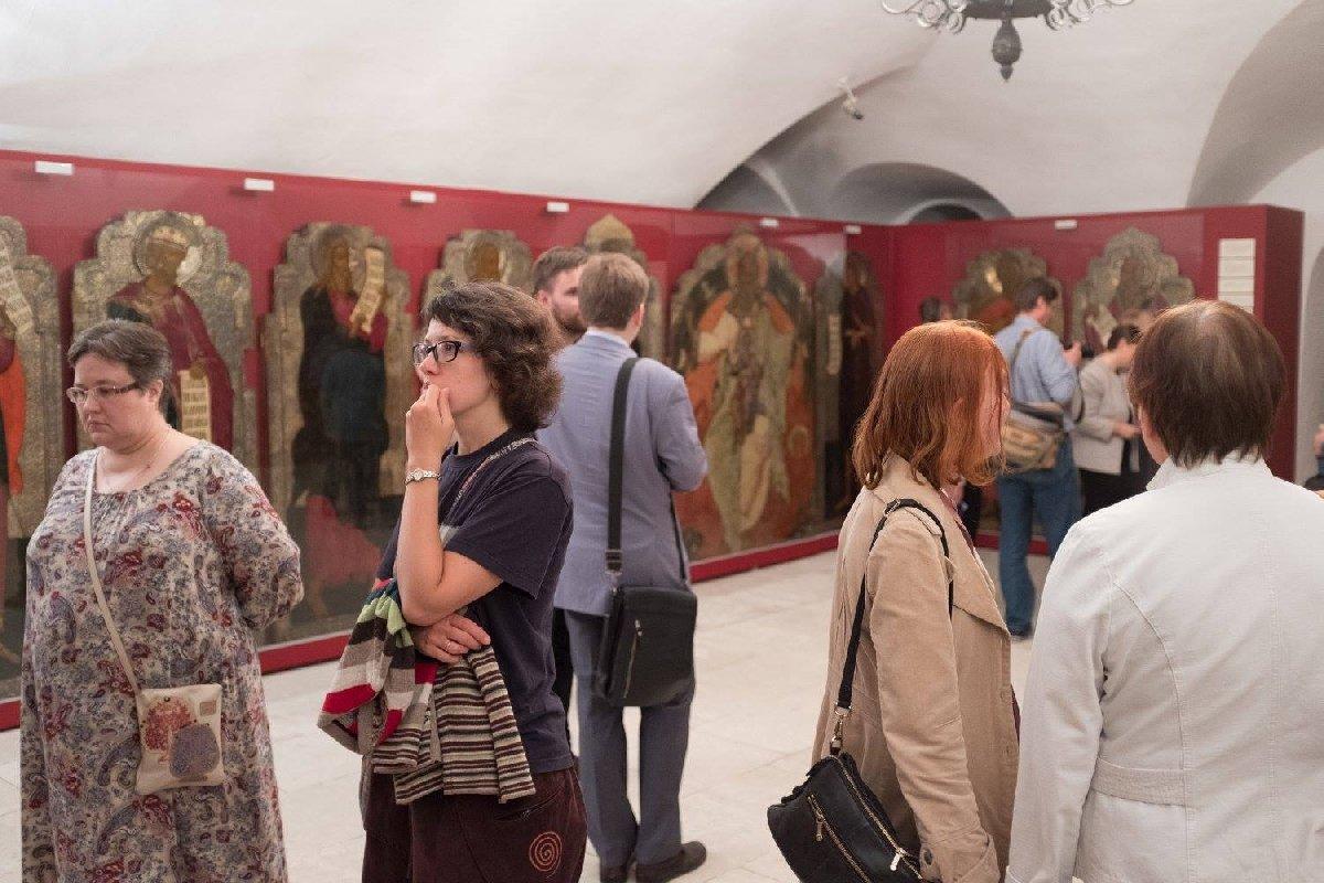 Выставка «Иконостас Преображенского собора Спасо-Евфимиева монастыря»