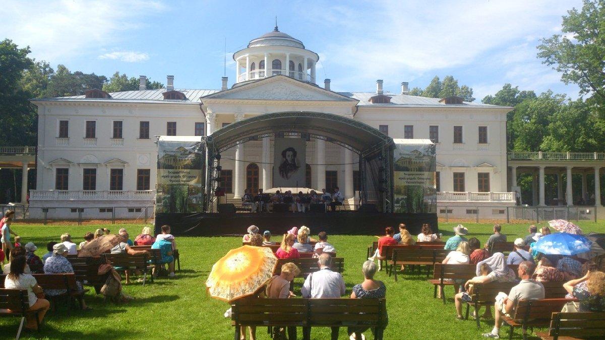 Пушкинский праздник поэзии 2017