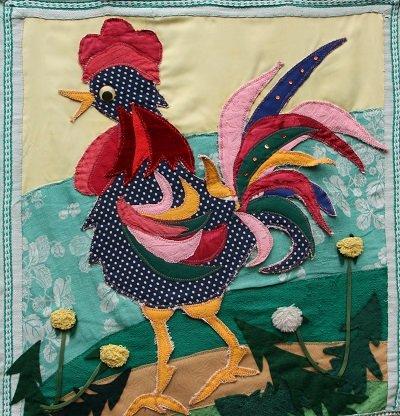 Выставка «Сказочные коврики»
