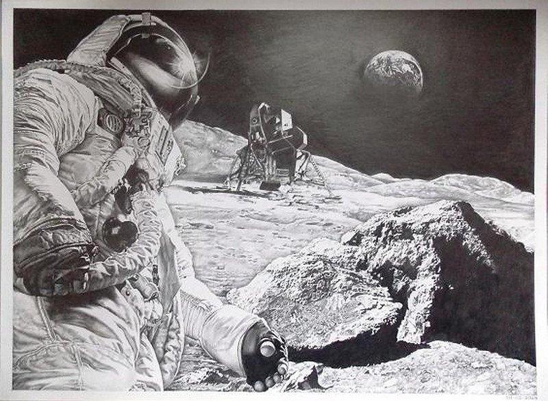 Выставка «Мечта окосмосе»