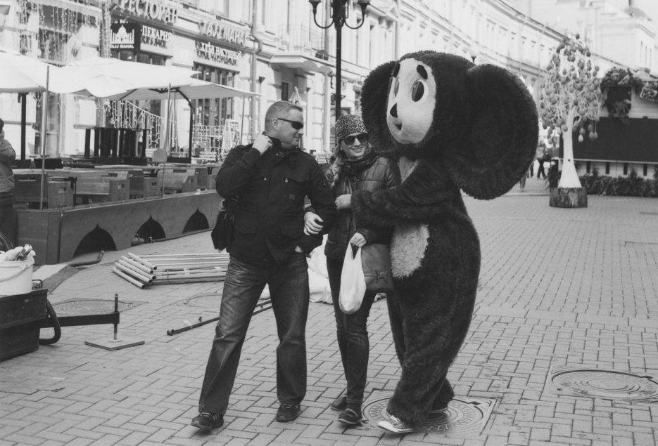 Выставка «Москва повседневная ипраздничная»