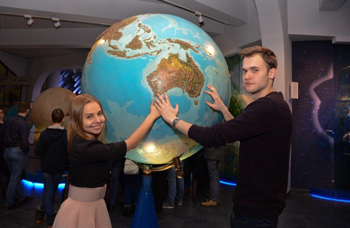 День всех влюбленных вМосковском Планетарии 2020