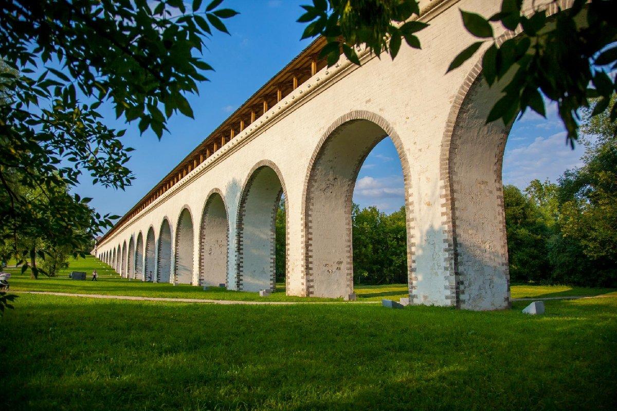 Парк «Ростокинский Акведук»