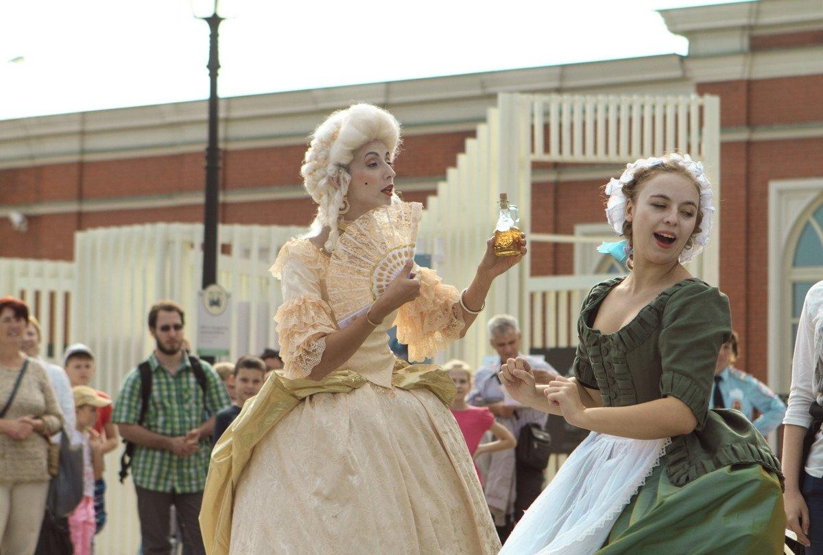 Фестиваль бальных традиций Екатерины II2016