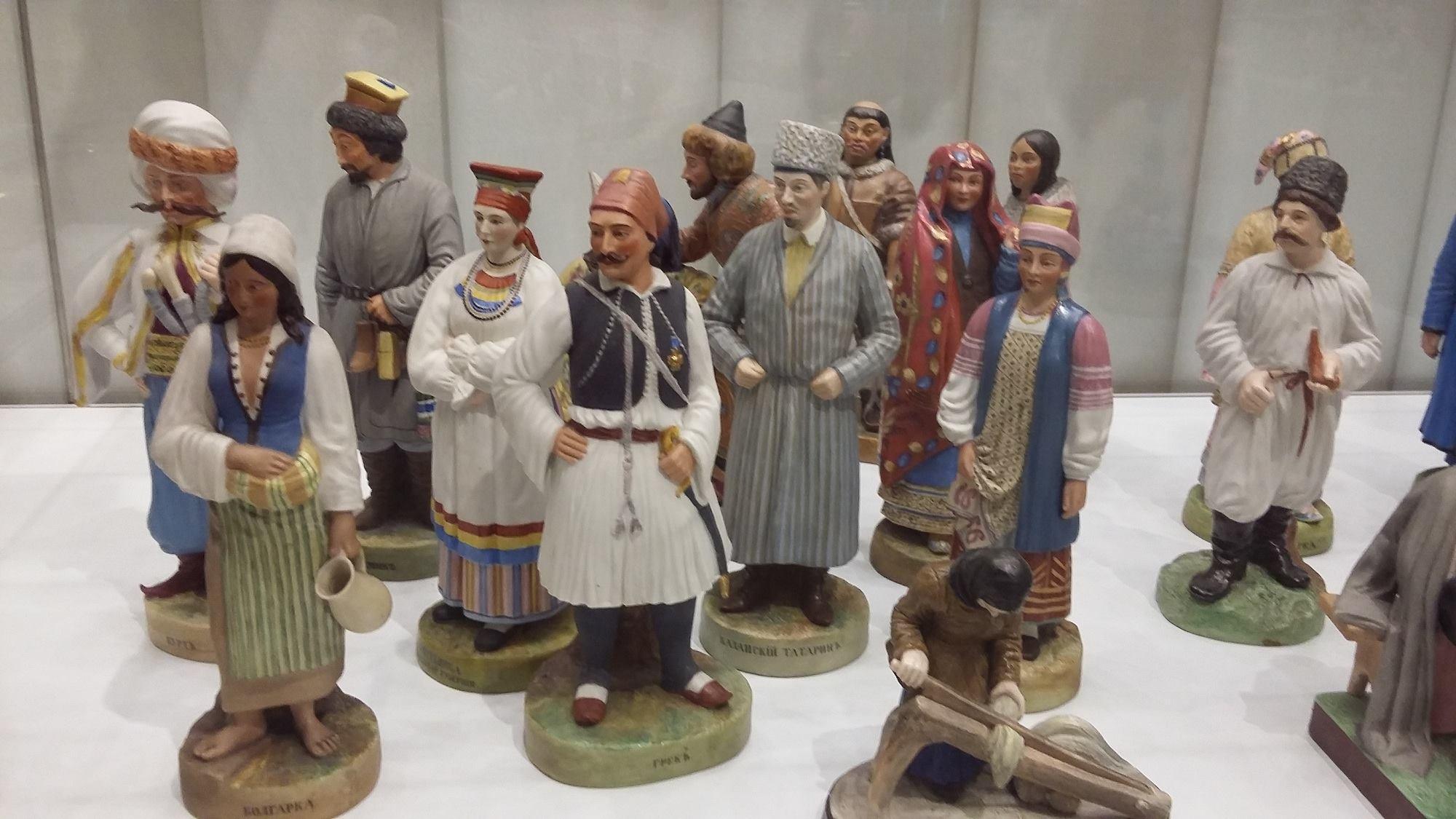 Выставка «Фарфор Вербилок. 250 лет истории»