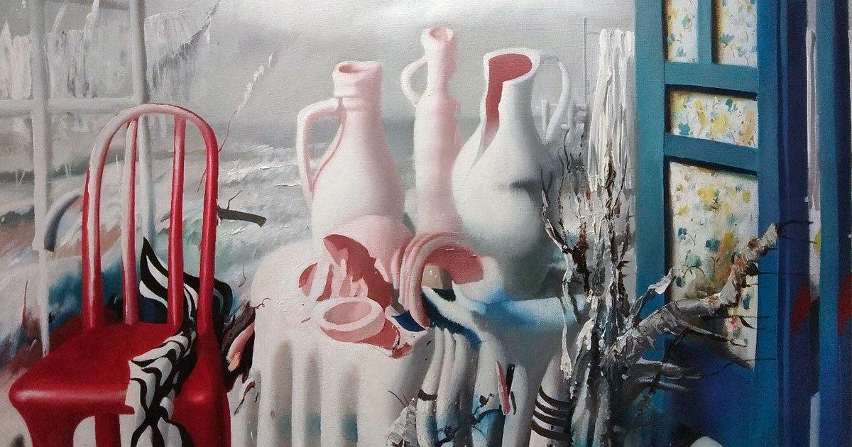 Выставка«Новая научная картина мира»