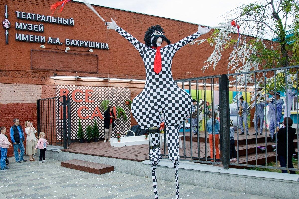 Музейно-театральный фестиваль «Все всад!» 2020