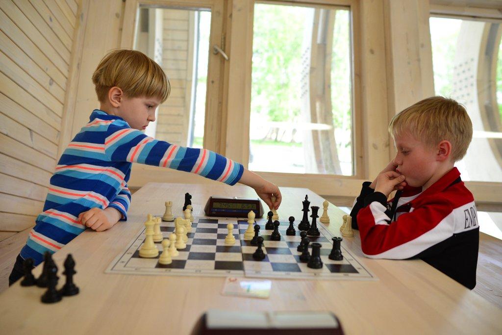 Международный день шахмат наВДНХ 2019