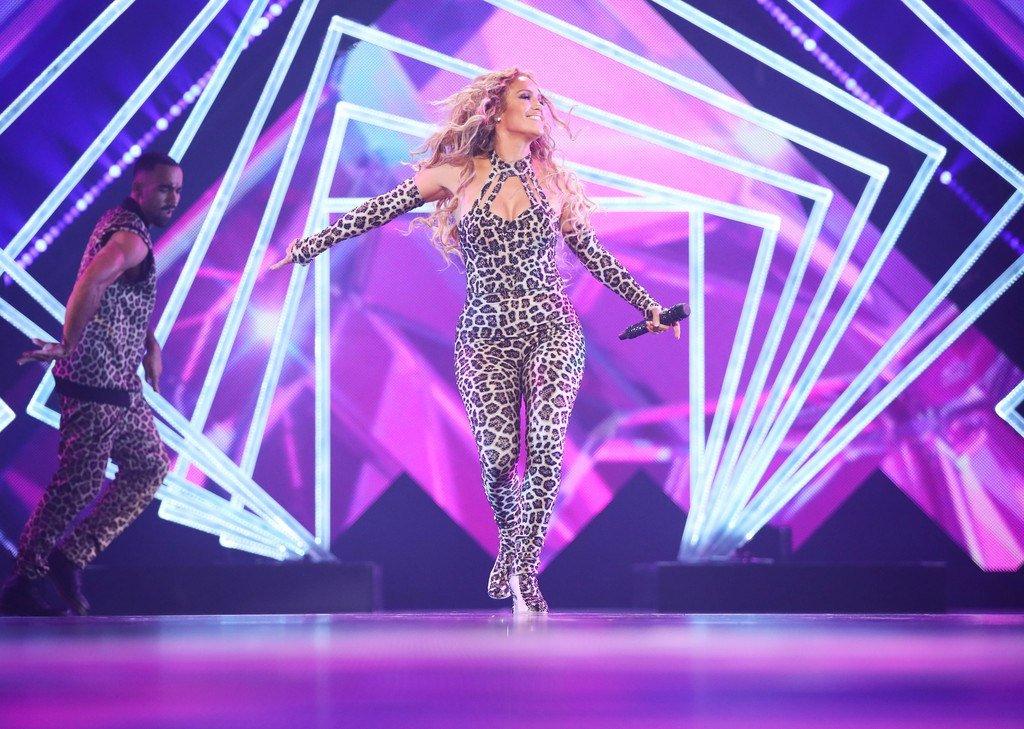 Концерт Jennifer Lopez 2019