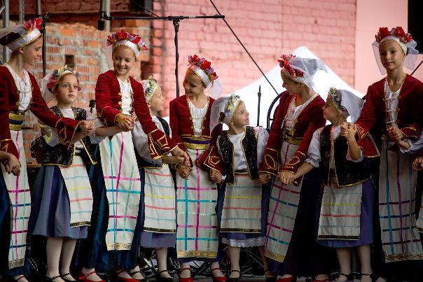 Фестиваль греческой культуры «Акрополис» 2016