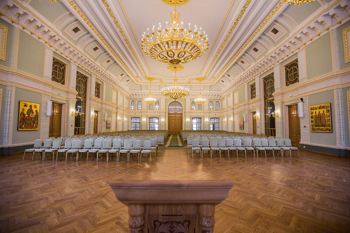 Соборная палата вЛиховом