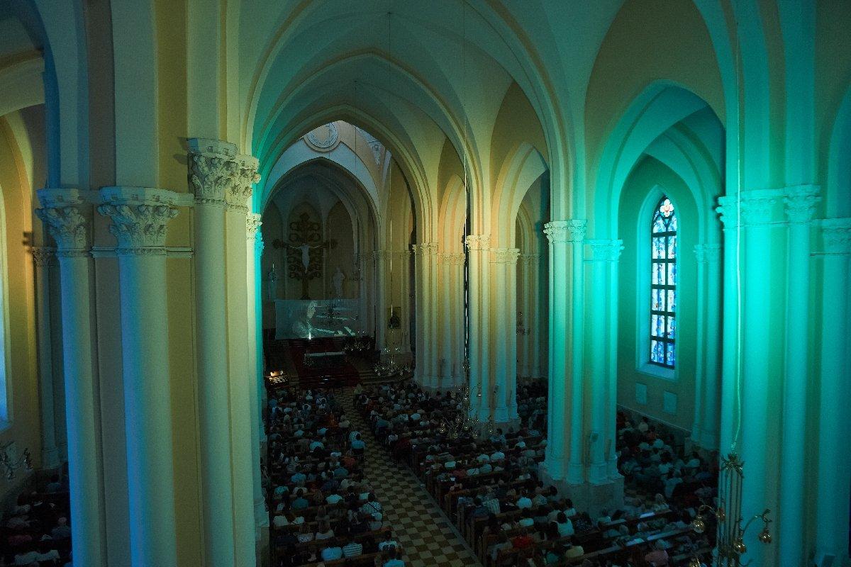 Концерт «Инаугурация органа Allen. Christmas fantasy»