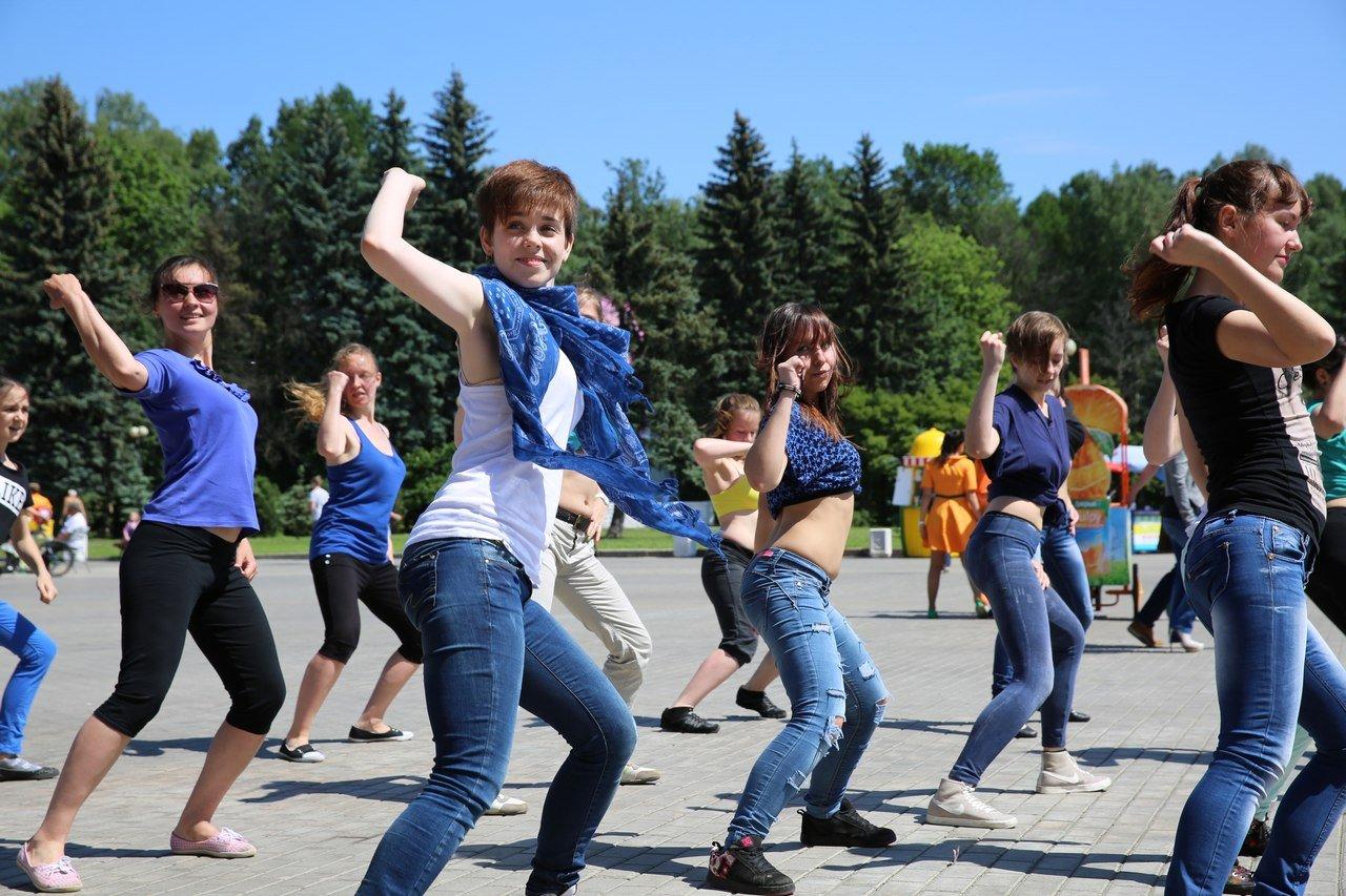 Международный фестиваль «Атмосфера танца»