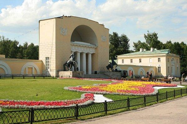 Усадьба князей Голицыных «Влахернское— Кузьминки»
