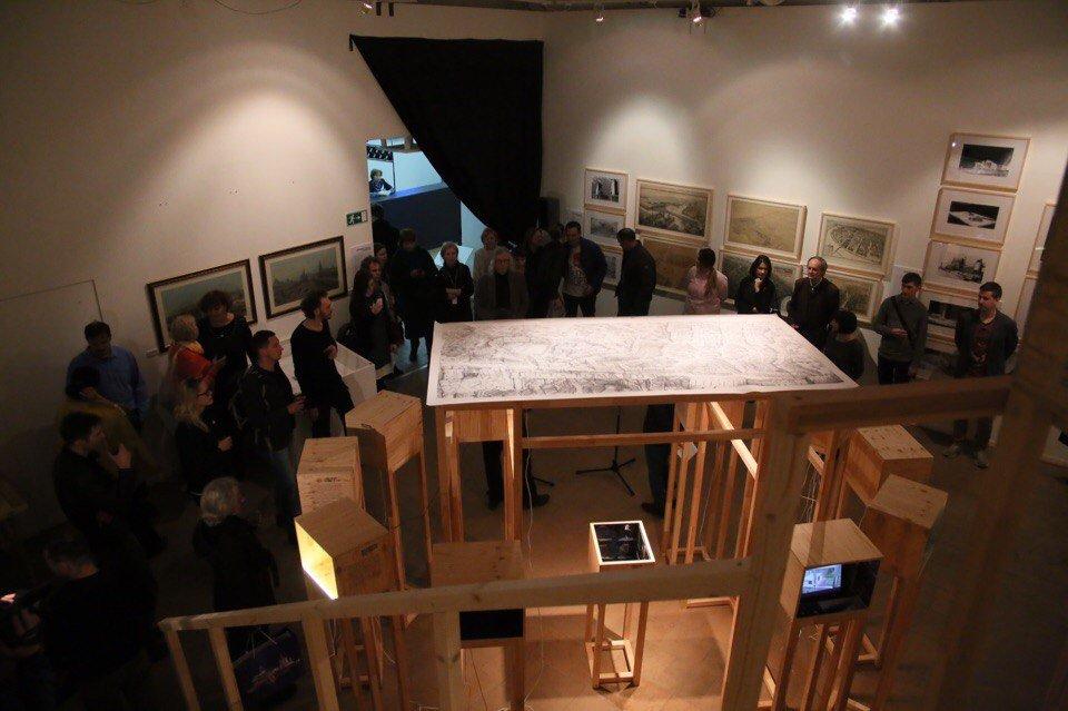 Выставка «12 городов будущего. Визионерская архитектура XXI века»