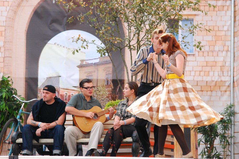 Фестиваль «Городских романтиков» 2015