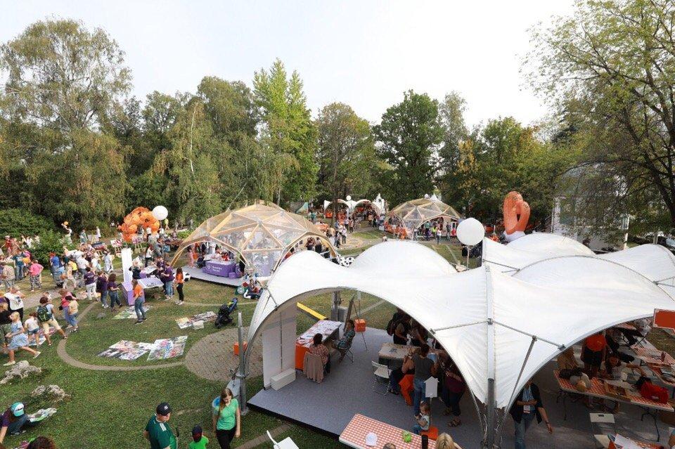 Фестиваль «Душевная Москва» 2019