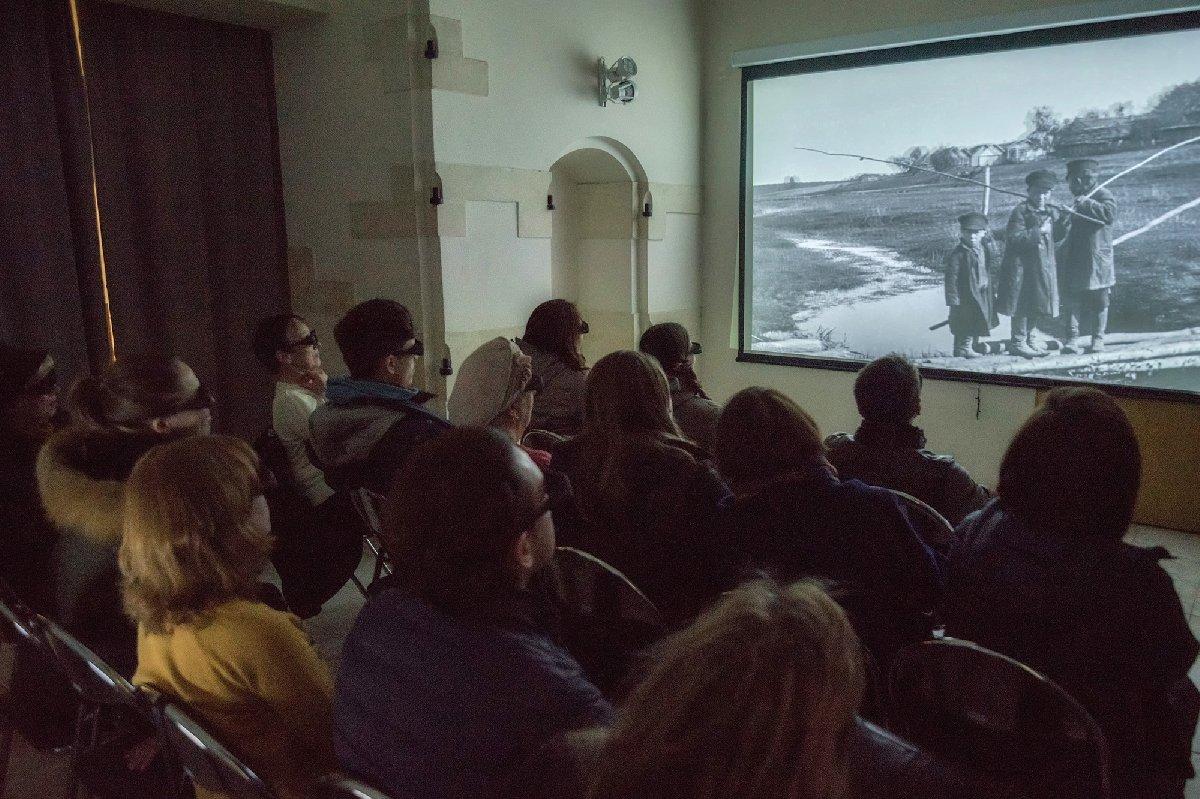 Выставка «История России через стереофотографию 1880–1917 в3D»