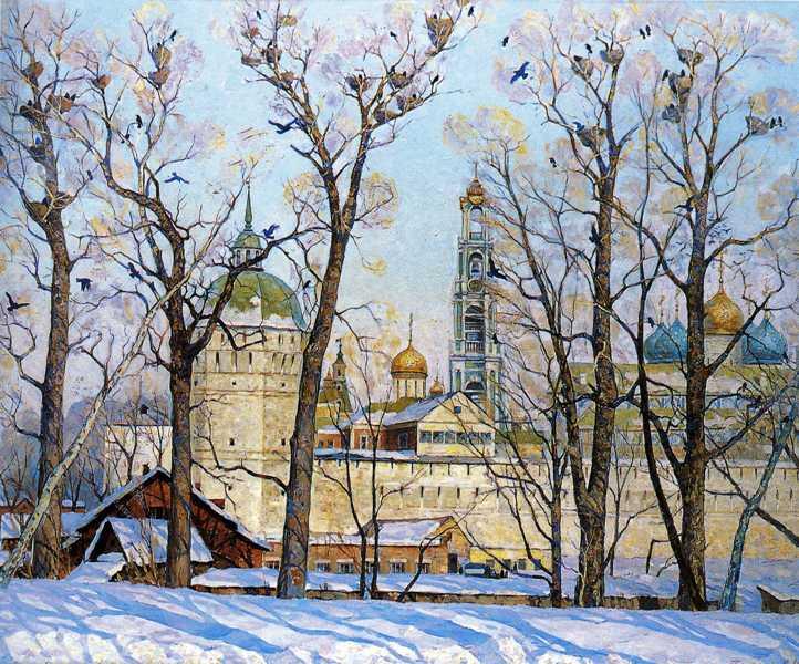 Выставка «Душа моя— Россия»
