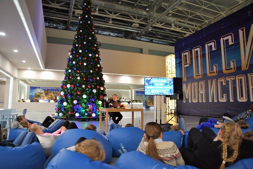 Зимний фестиваль висторическом парке «Россия— Моя история» 2018