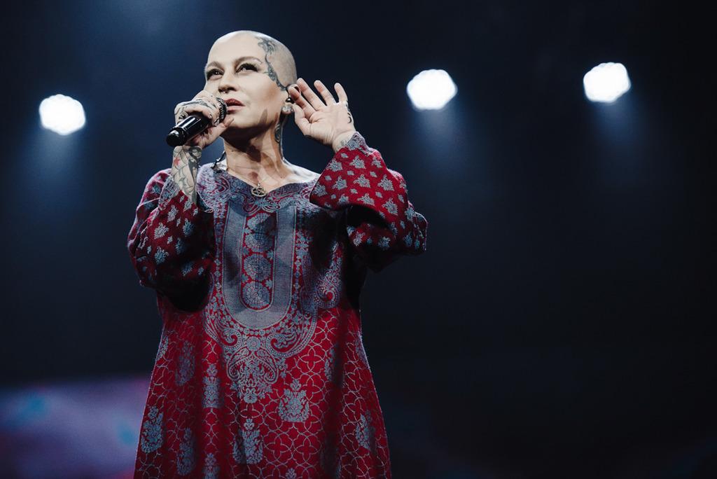 Концерт Наргиз 2021