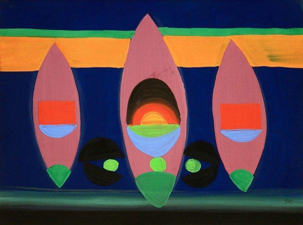 Выставка «Край бунтарей. Современное искусство Владивостока 1960–2010»