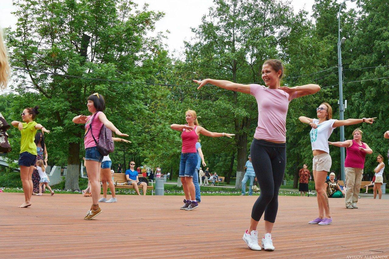 Фестиваль фестивалей «Здоровая Москва 2015»