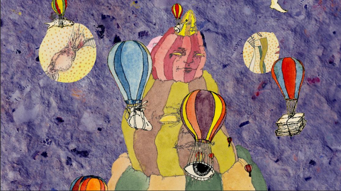 Выставка «Зимние практики. Путешествие Кромхеля наседьмое небо»