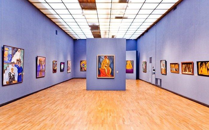 Третьяковская галерея наКрымском Валу