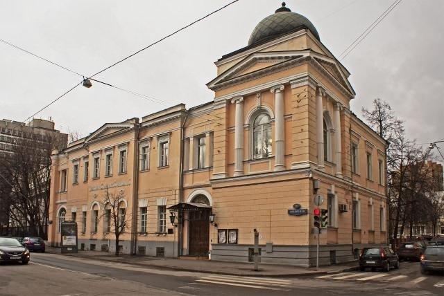 Мемориальный музей-квартира Ел.Ф. Гнесиной