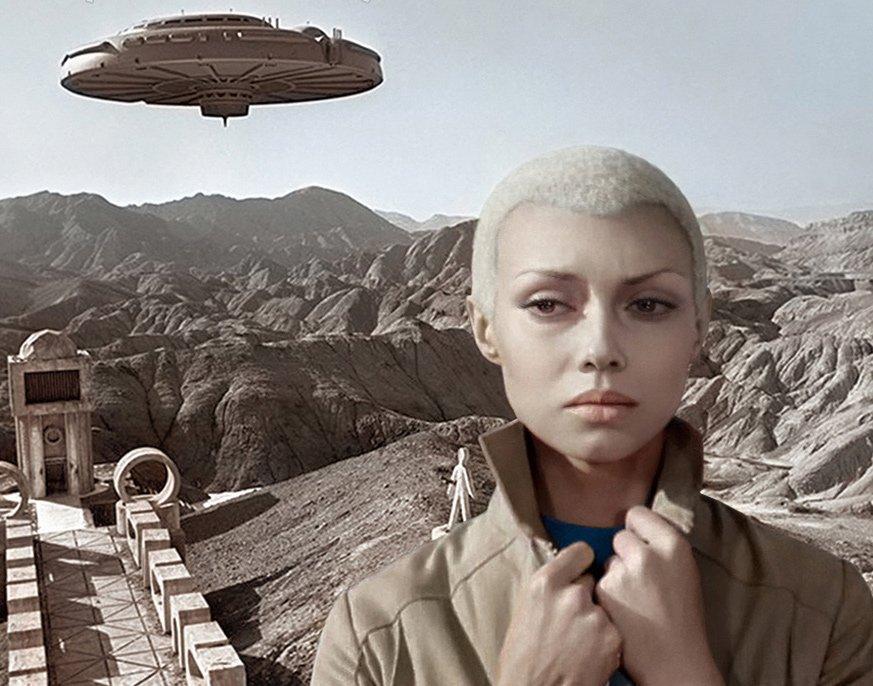 Выставка «Земля— Кассиопея»