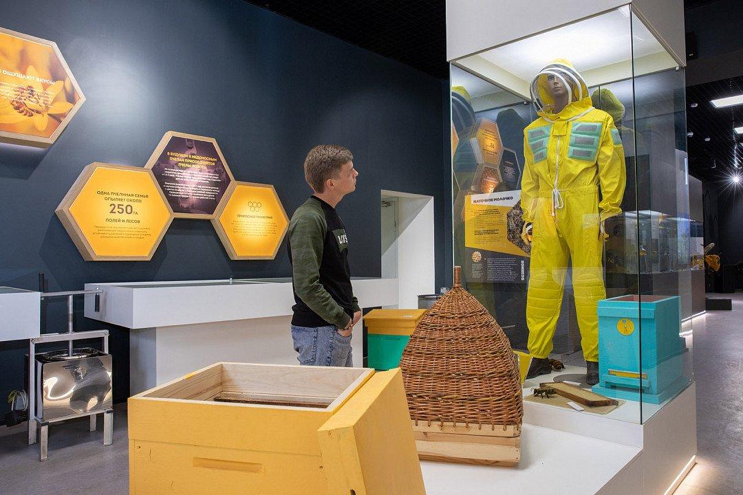 Всемирный день пчел наВДНХ 2019