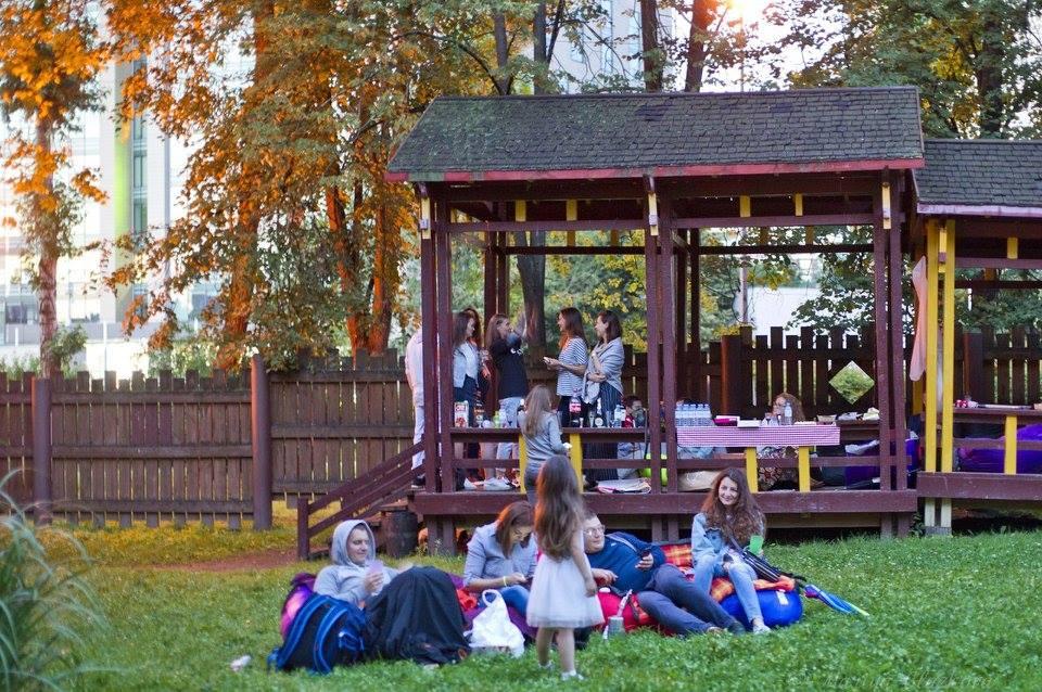 День семьи, любви иверности вВоронцовском парке 2018