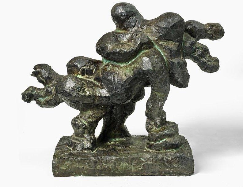 Выставка «Жак Липшиц (1891–1973). Ретроспектива»