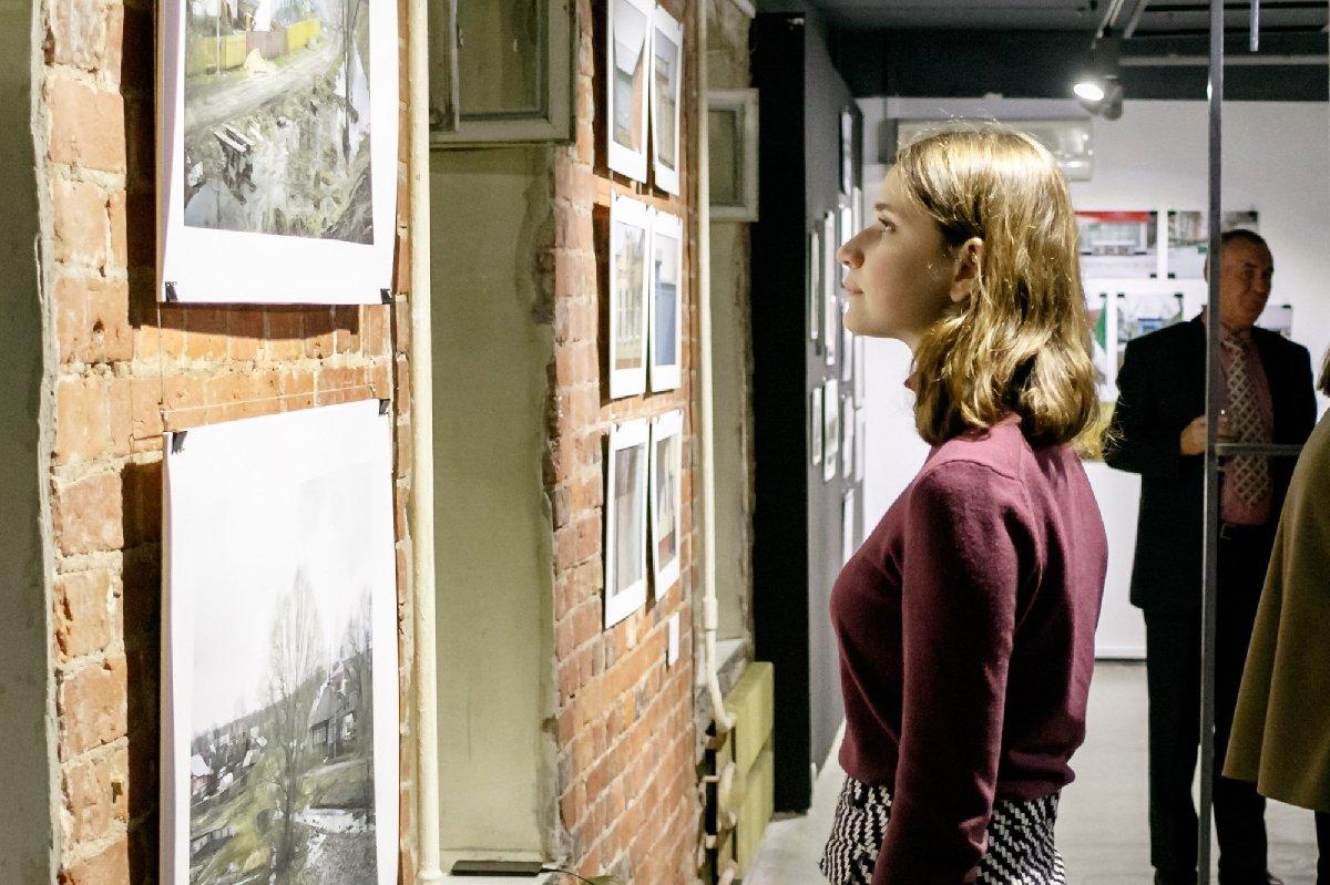 Выставка «Голос города. Recording the city»