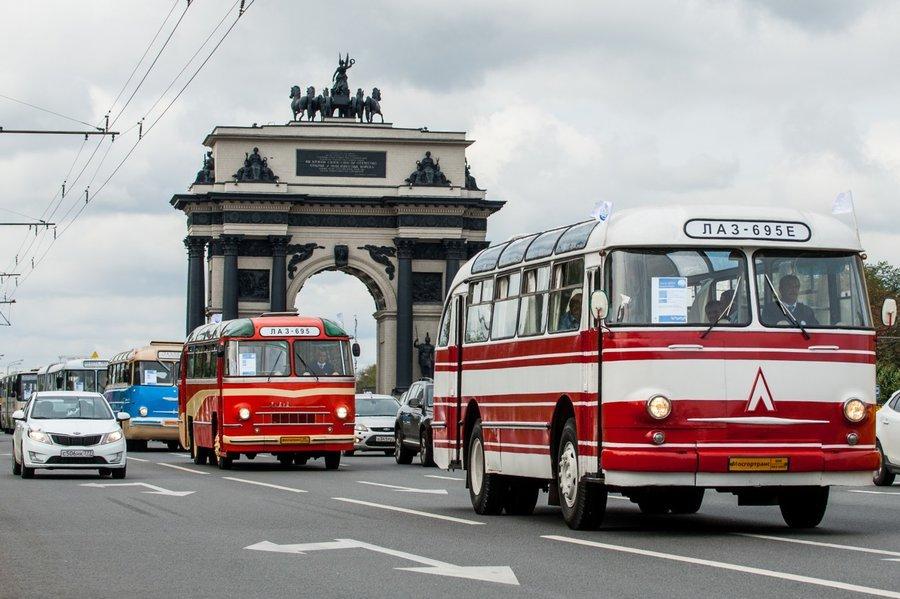 День московского транспорта 2018