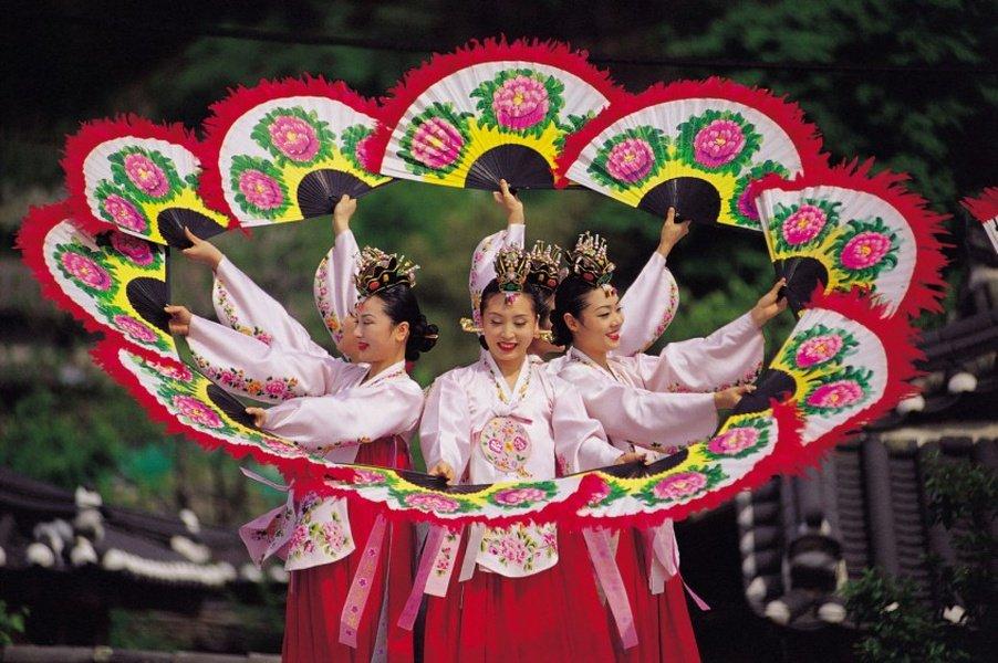 Фестиваль корейской культуры «Чусок» 2016